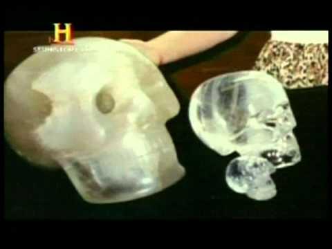 Crânios de Cristal - Mistério Fantástico - Maias e Astecas - HD