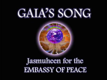 CANCIÓN DE GAIA (GAIA'S-SONG-SPANISH) with Jasmuheen