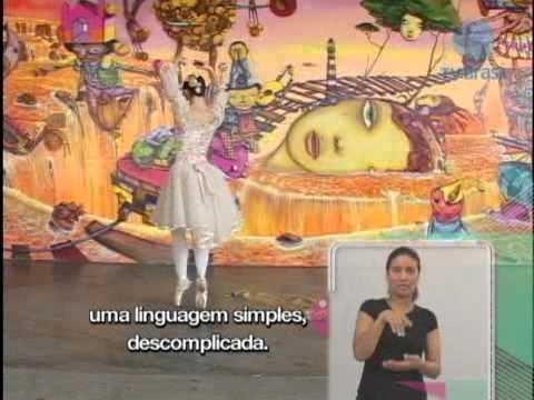 Aline Fávaro a bailarina com Síndrome de Down « Programa Especial