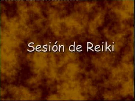 11 Sesion de Reiki