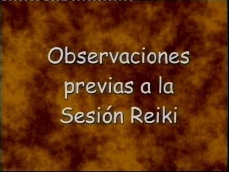 17 Observaciones previas a la sesion Reiki