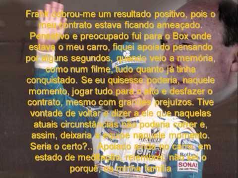 Ayrton Senna - Psicografia
