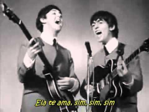 The Beatles - She Loves You  Legendado
