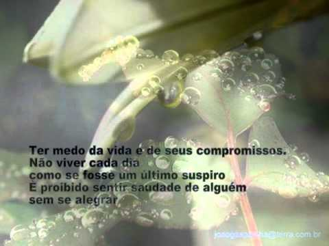 É PROIBIDO - Pablo Neruda