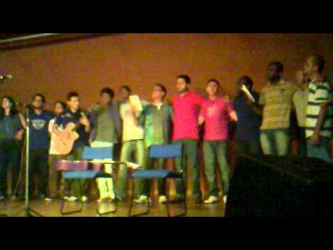 Mostra de Música Espírita Leopoldina - MG - Todos os Artistas - Paz pela Paz
