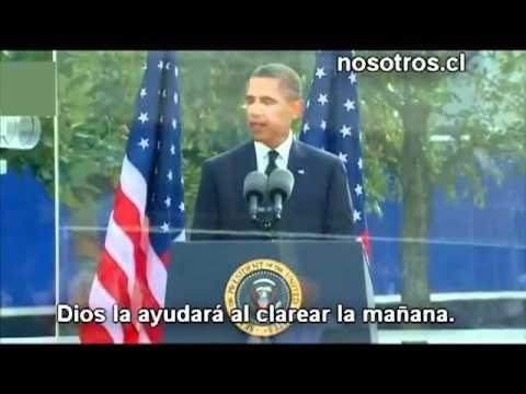 Perturbador discurso de Obama 2011 al leer el Salmo 46