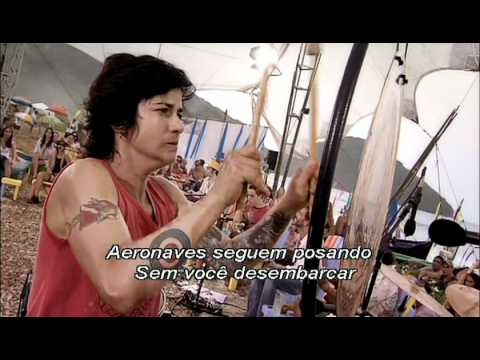 Nando Reis - Luz dos Olhos - Lual MTV Ao Vivo