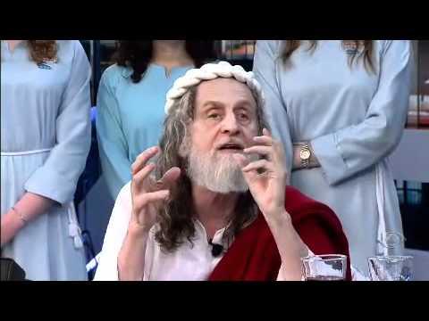 FALSO PROFETA Danilo Gentili entrevista Inri Cristo