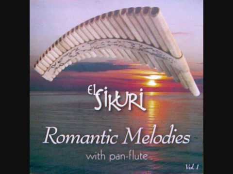 Romantic Melodies With Pan Flute