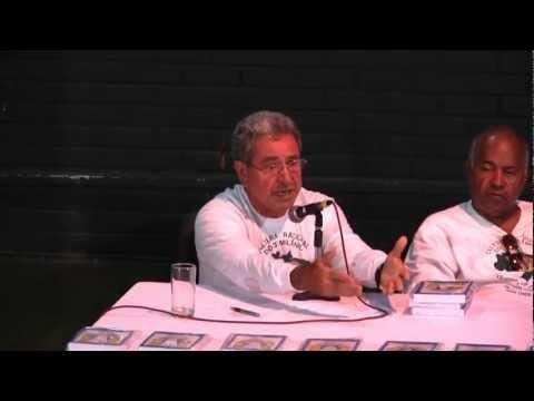 6ª Conferência de Cultura Racional na UnB, DF, em 03/12/2012 - PARTE  3