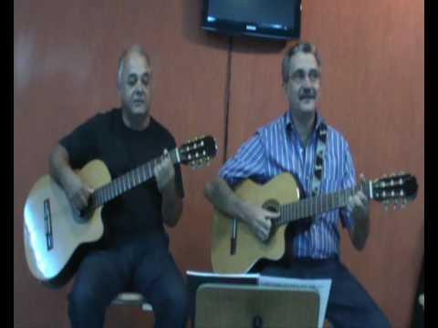 MÚSICA FAVORITA DE CHICO XAVIER, Interpretada por JORGE REIS E LUIS CARLOS  do Grupo CASTELÃ.