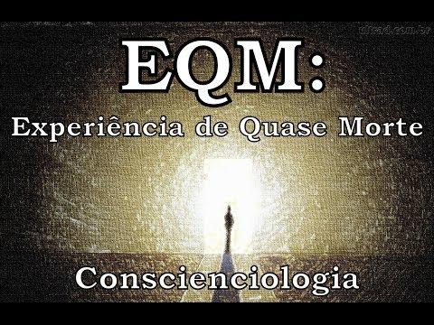 EQM ou Experiência de Quase Morte - Alexandre Pereira (Conscienciologia)
