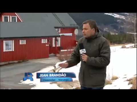 Aparições de ovnis na Noruega