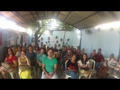 Palestra sobre Viagem Astral no centro Espírita Nemo - Recife