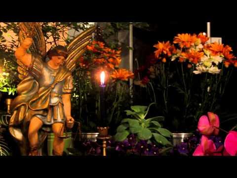 Meditação do Anjo da Guarda - Maria Silvia Orlovas