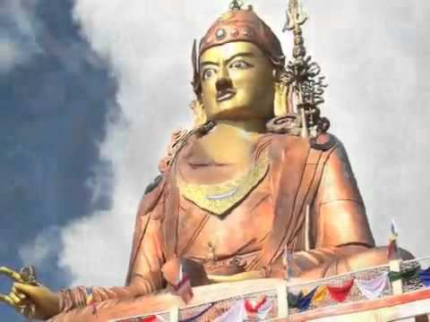 Mantra of Guru Rinpoche by Anael & Bradfield, Buddha Spirit, vol. 2