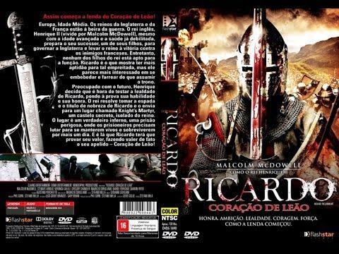 Ricardo Coração de Leão - Filme Completo Dublado