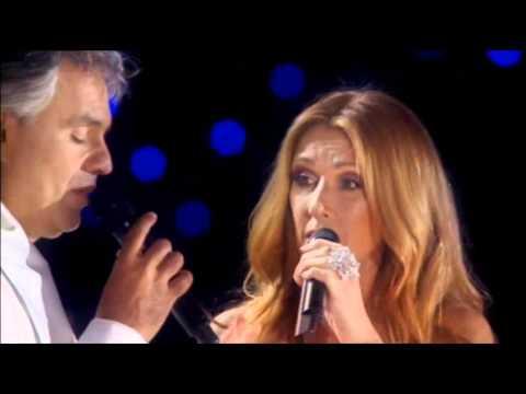 Andrea Bocelli & Céline Dion - The Prayer - TelediscoVideoArte