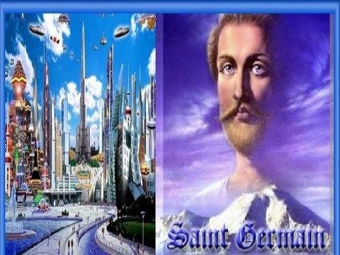 Saint German - Como o Teletransporte vai Mudar o Mundo