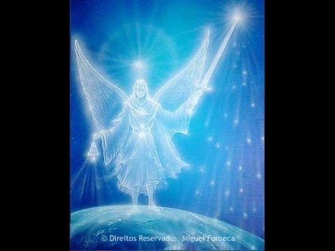 Oração Arcanjo São Miguel Chama Azul - Em forma de canção