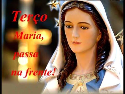 PODEROSO TERÇO MARIA PASSA NA FRENTE - 30 DE JUNHO DE 2015