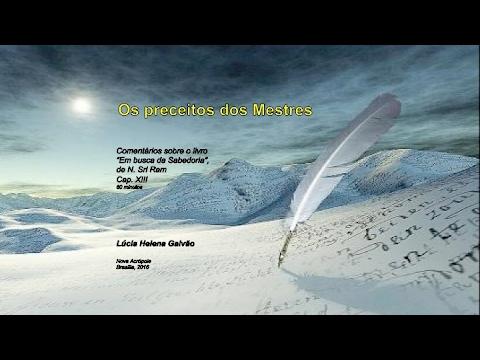 OS PRECEITOS DOS MESTRES - Série Sri Ram 13