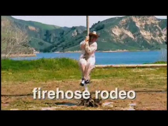 Fire Hose Rodeo