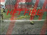 "Fire Fighter FIRE SAFETY & Common Sense ""EFFICIENT"" Hose Deployment!"