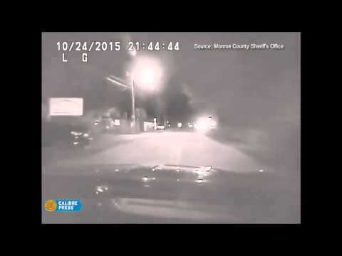Vest Saves Monroe County Deputy in Officer Involved Shooting