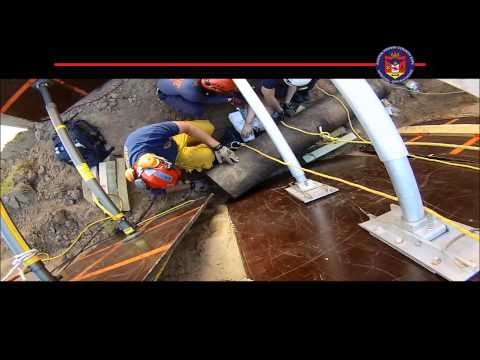 ATCEMS-Special Operations Trench Rescue Training 2015