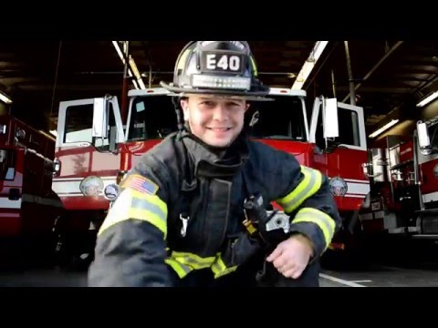 """These firefighters want you to watch them """"whip"""" and watch them """"nae nae"""""""