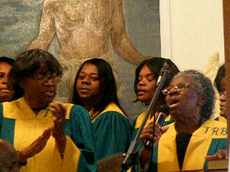 TRAVELER'S REST B C CHOIR, MORROW, GA