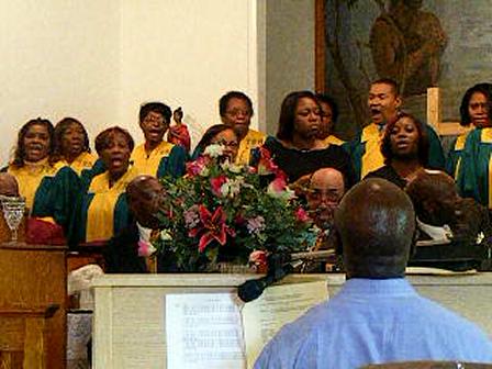 TRAVELER'S REST B C CHOIR, MORROW, GA