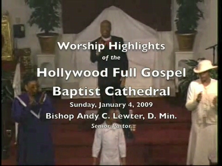 Worship Highlights 1-4-09