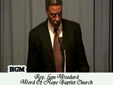 Rev. Lum Woodard