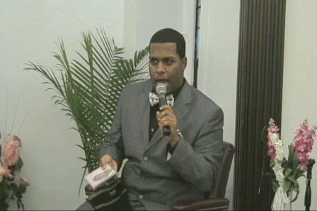 Evangelist Reginald Mack (Fulfill your Assignment)