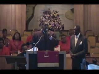 Pastor Mckneely
