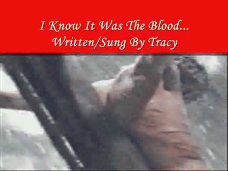I Know It Was The Blood...