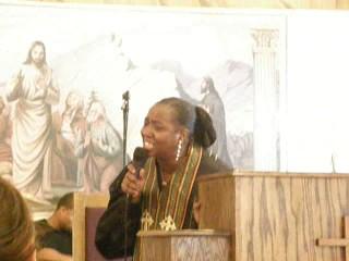 Pastor Brook Kidd