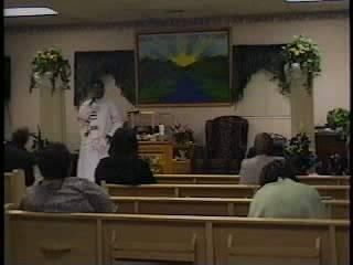 "Apostle Dee Ministering Song ""Seasons"""