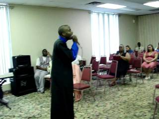 """Pastor Daryl Preachin """"My Address Has Changed From Distress to Deliverance"""""""