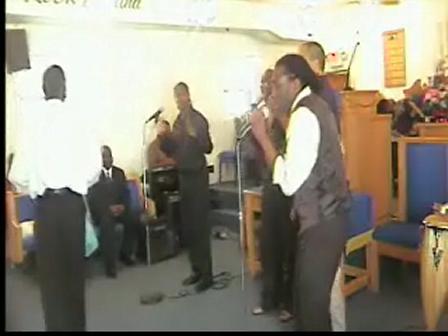 "Men of Faith Sing ""Use Me"""