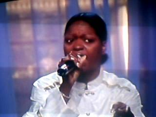 Prophetess Marcia Morrinson