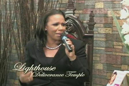 Pastor Azizah Morrison TBN Interview