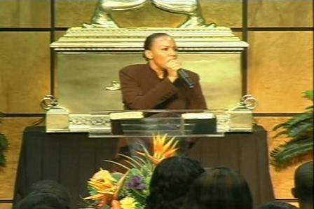 "Pastor Azizah Morrison ""Spiritual Maturity"""
