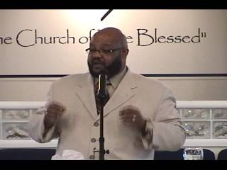 """St. Stephens COTB - Sermon - """"I Don't Want TO Do This By Myself"""""""
