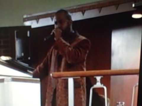 "Pastor Darryl Coleman ""Be Grateful."" Part 2"