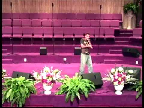 """The Music Industry Promotions  """" Lights Camera & Gospel Showcase'' 2009 - Part 1 .  LAZARUS"""