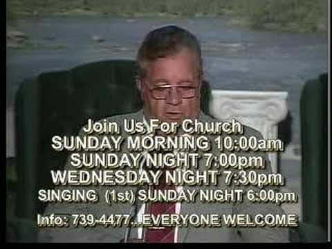 Bishop Dr. Gerald Locklear: Preaching ???