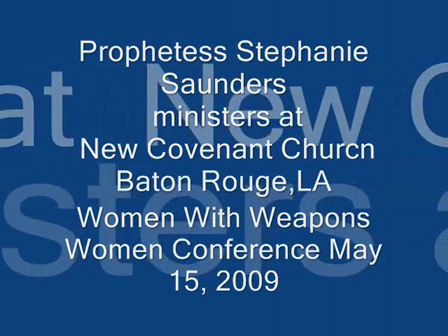 Women w/ Weapons Conference 2009